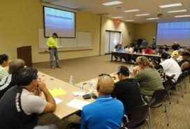 Our employee safety program includes hours of continuing education every month.