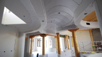 Residential Drywall in progress